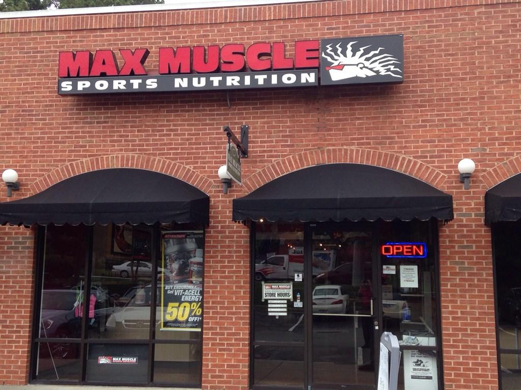 Max Muscle Sports Nutrition | Atlanta, GA 30342 | Angies List