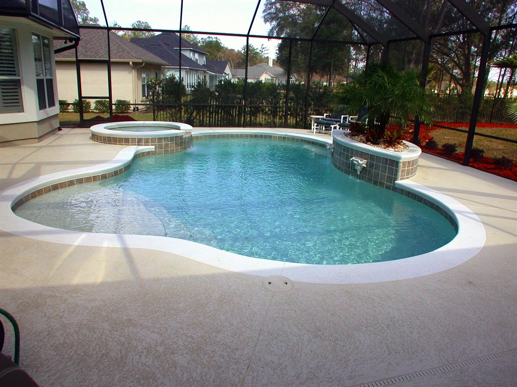 Poolside designs inc jacksonville fl 32211 angies list for Pool design inc