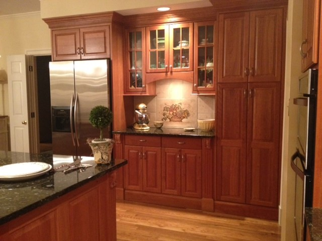 Kitchen Wall Cabinetry