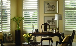 $99 for $400 Worth of Custom Shutters