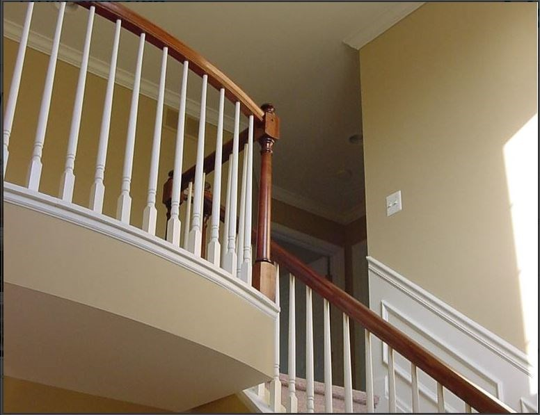 Staircases,Trim and more