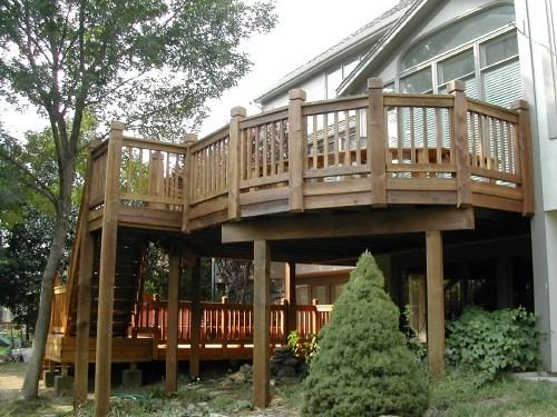 Deck Upper Section