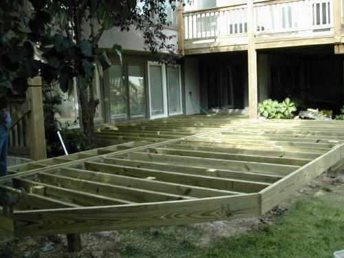 Deck-Ground