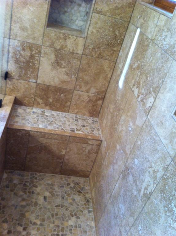 Custom Shower installation/waterproofing