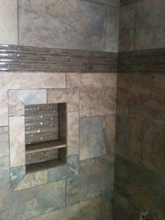 Custom Shower/waterproofing