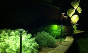$1,299 LED Landscape Lighting Package (Materials...