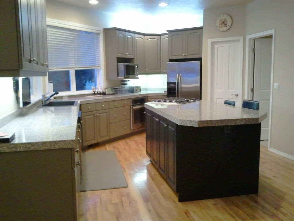 Greenleaf painting inc beaverton or 97007 angies list for Beaverton kitchen cabinets reviews