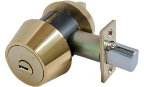 $241 for a High Security Deadbolt with Installation...