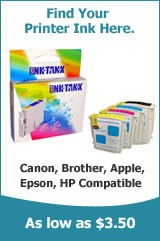 Cheap printer ink in just 3$