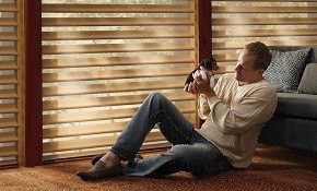 $199 for $400 of Hunter Douglas Custom Shades,...