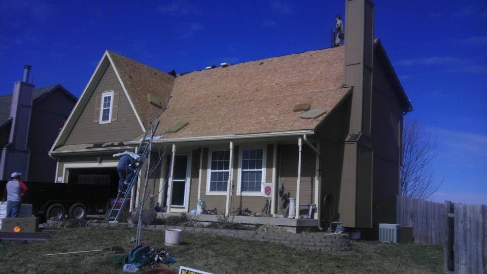 Ra construction kc llc kansas city mo 64124 angies list for Integrity roofing and exteriors