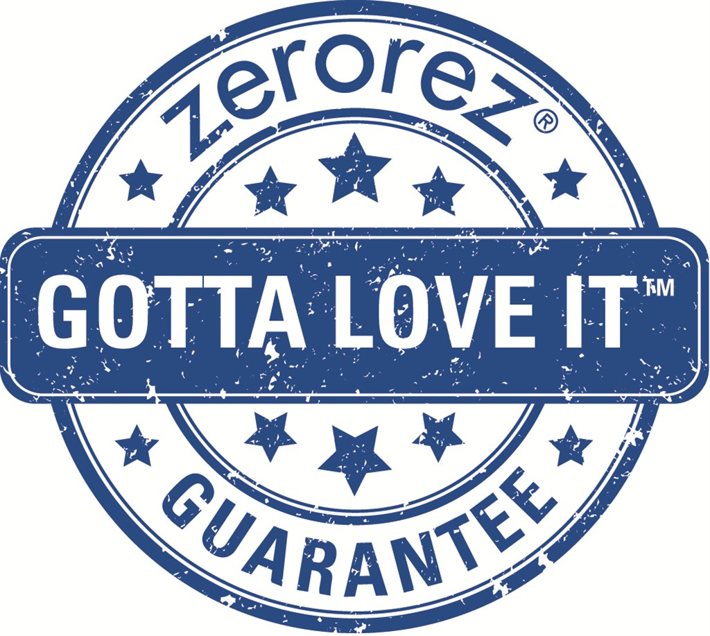 30 Day Gotta Love It Guarantee!