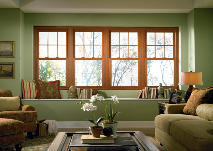 Double Mulled Window : How to select your double hung window style broowaha