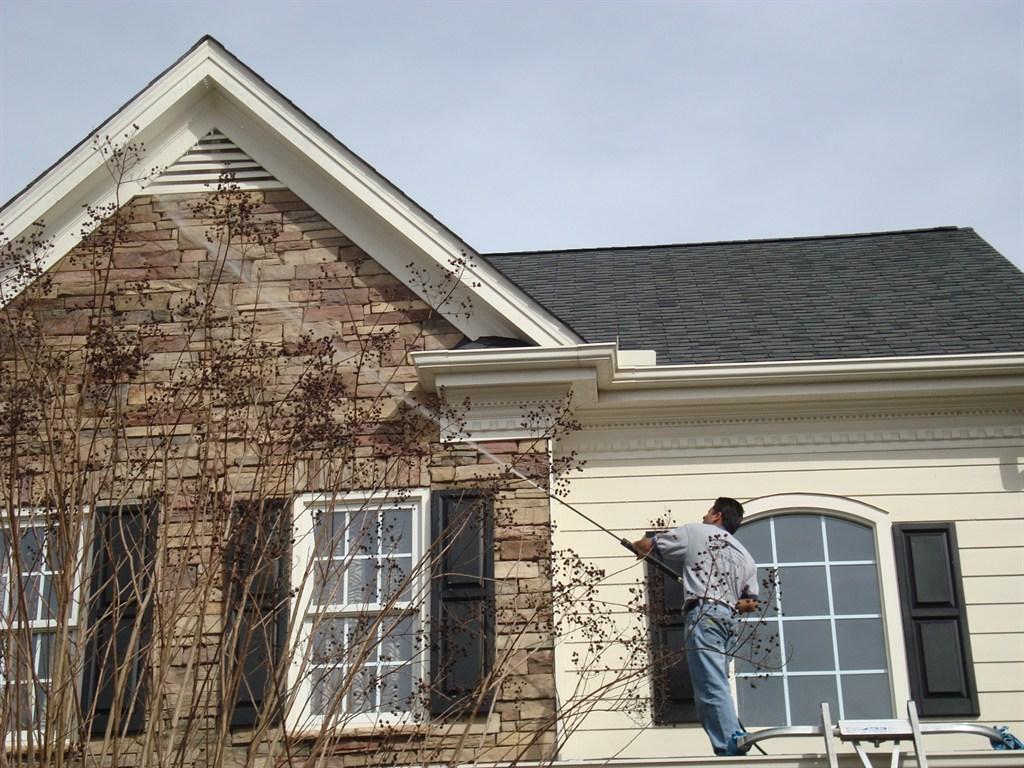 Triangle window pressure cleaning morrisville nc - Exterior power washing garner nc ...