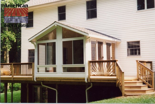 American deck inc parkton md 21120 angie 39 s list for Evergrain decking reviews