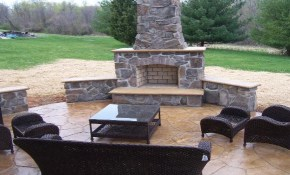 $3,500 for a Decorative Stamped Concrete...