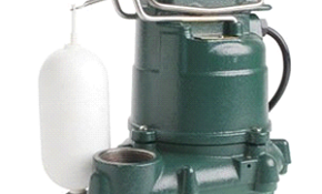 $500.65 for a Residential Zoeller Sump Pump...