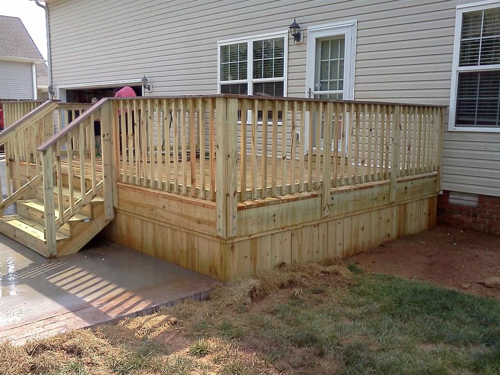 Clarksville Decks And Fencing Clarksville Tn 37040