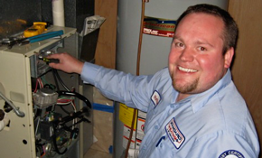 A/C or Furnace Performance Tune-Up