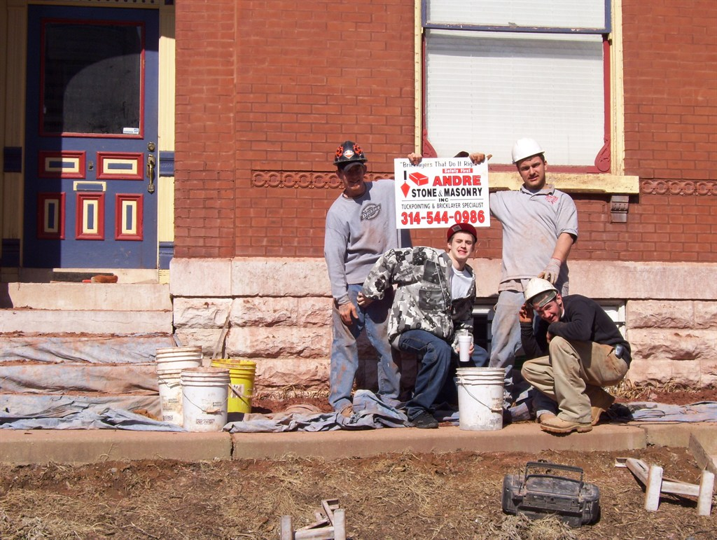 Andre S Tuckpointing Amp Brick Work Saint Louis Mo 63125