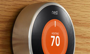 $450 for a Nest Thermostat Installed