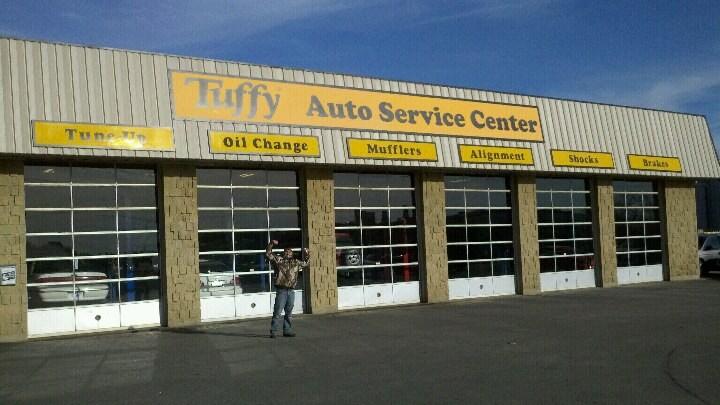 Local Auto Shop