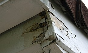 $189 for 4 Hours of Wood Rot Restoration/Repair...