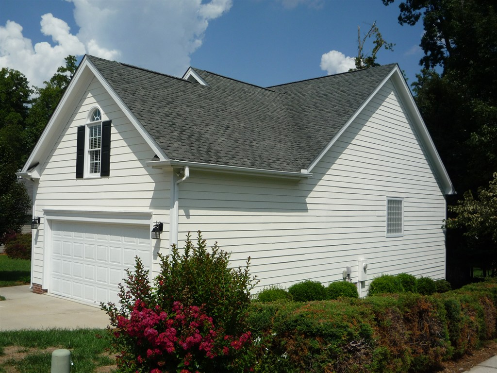 North Raleigh Exterior Paint