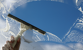 $126 For 20 Exterior Windows Cleaned
