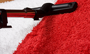 $59.99 for Four Rooms Of Carpet Cleaning