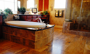 $500 for $600 Credit Toward Any Ceramic Tile...
