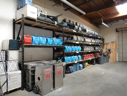 Water Restoration Equipment : Supraclean water damage specialists san jose ca