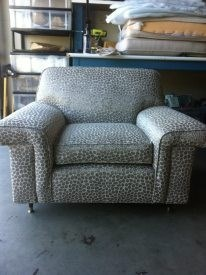 Gorgeous Chenille Animal Print, after
