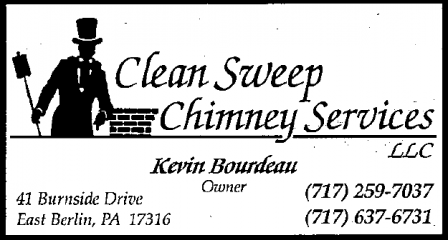 clean sweep chimney services llc east berlin pa 17316 angies list. Black Bedroom Furniture Sets. Home Design Ideas