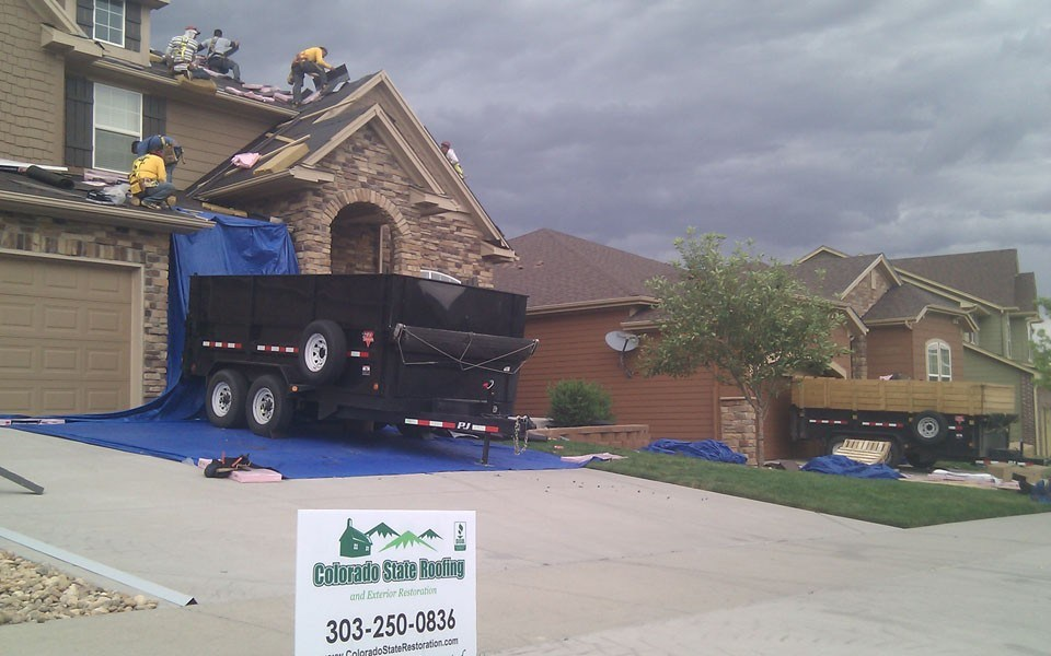 Colorado State Exteriors Colorado State Roofing Denver Co 80221 Angies List