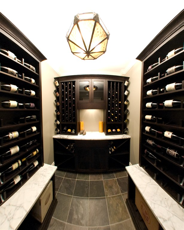 Great Wine Storage