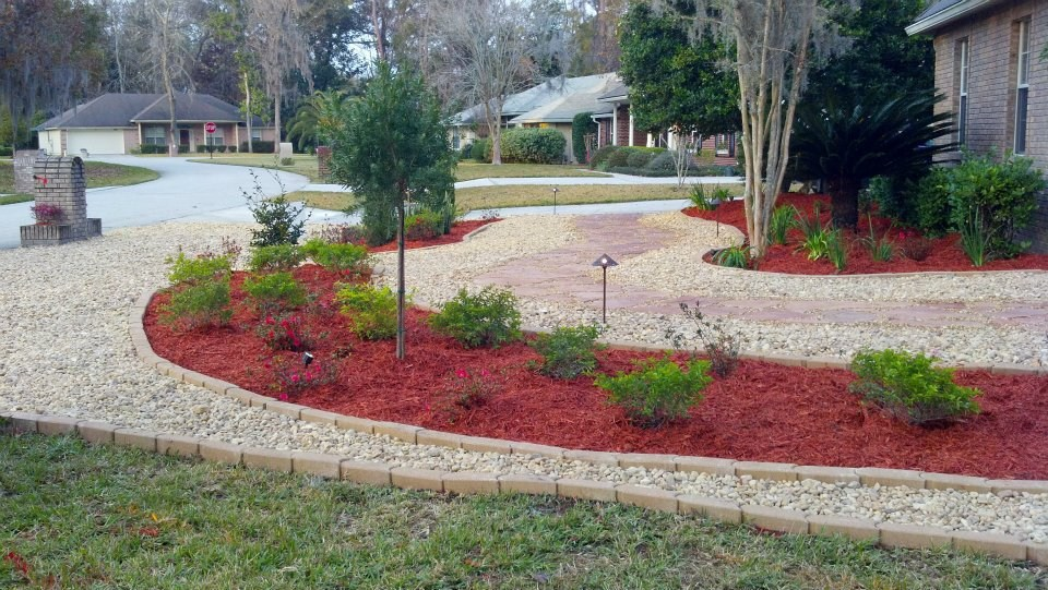 360 irrigation landscaping llc jacksonville fl 32210 for Landscaping rocks in jacksonville fl