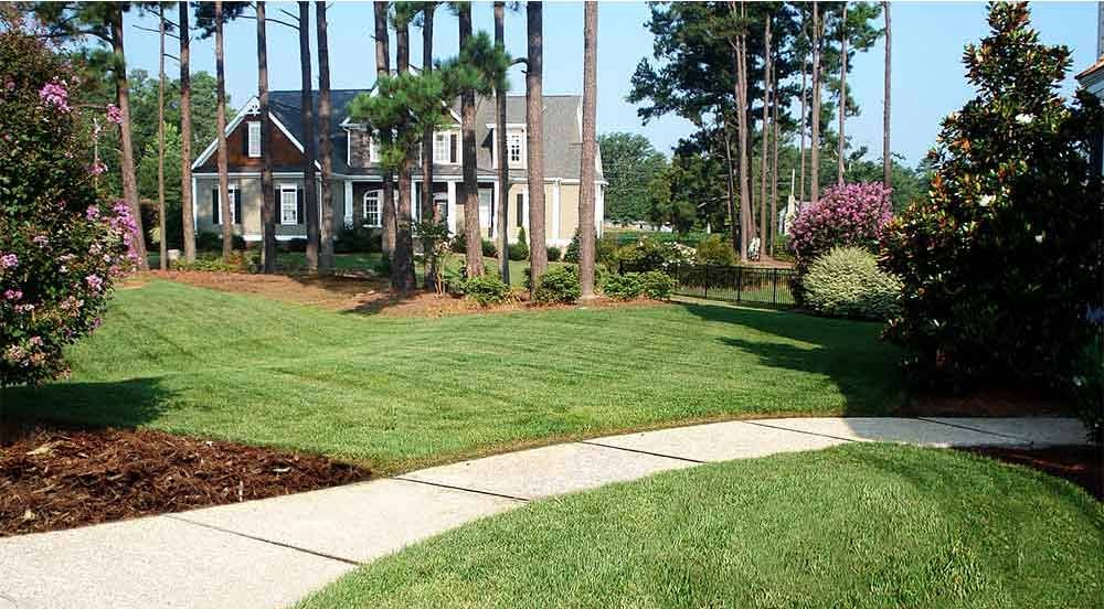 The landscape co wake forest nc 27588 angies list for Landscaping rocks wake forest nc