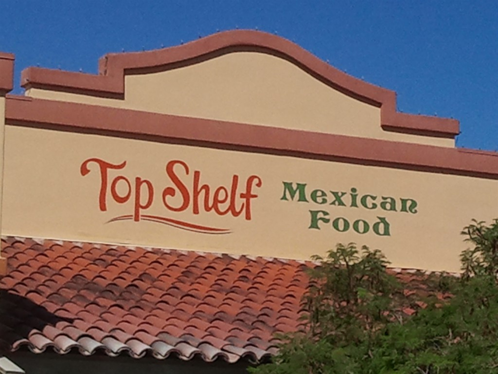 Top shelf peoria az coupons