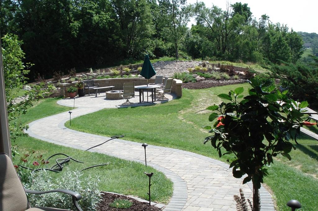 All american landscape design inc omaha ne 68116 for Landscape design omaha