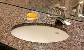 $124 for Interior Drain Cleaning