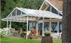 $999 for a New Patio Cover Installed