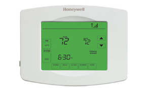 Wi-Fi 7-Day Programmable Touchscreen Thermostat...