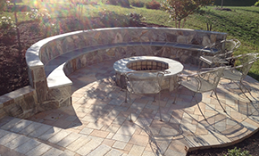 $49 for Custom Outdoor Living Space Design...