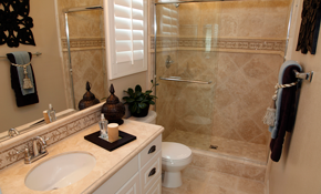 $1,799 for a Ceramic Tile Shower Replacement,...