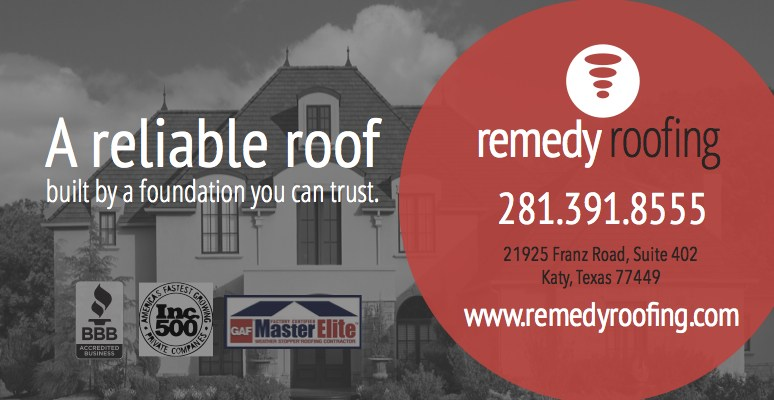 Remedy Roofing Inc Katy Tx 77449 Angies List