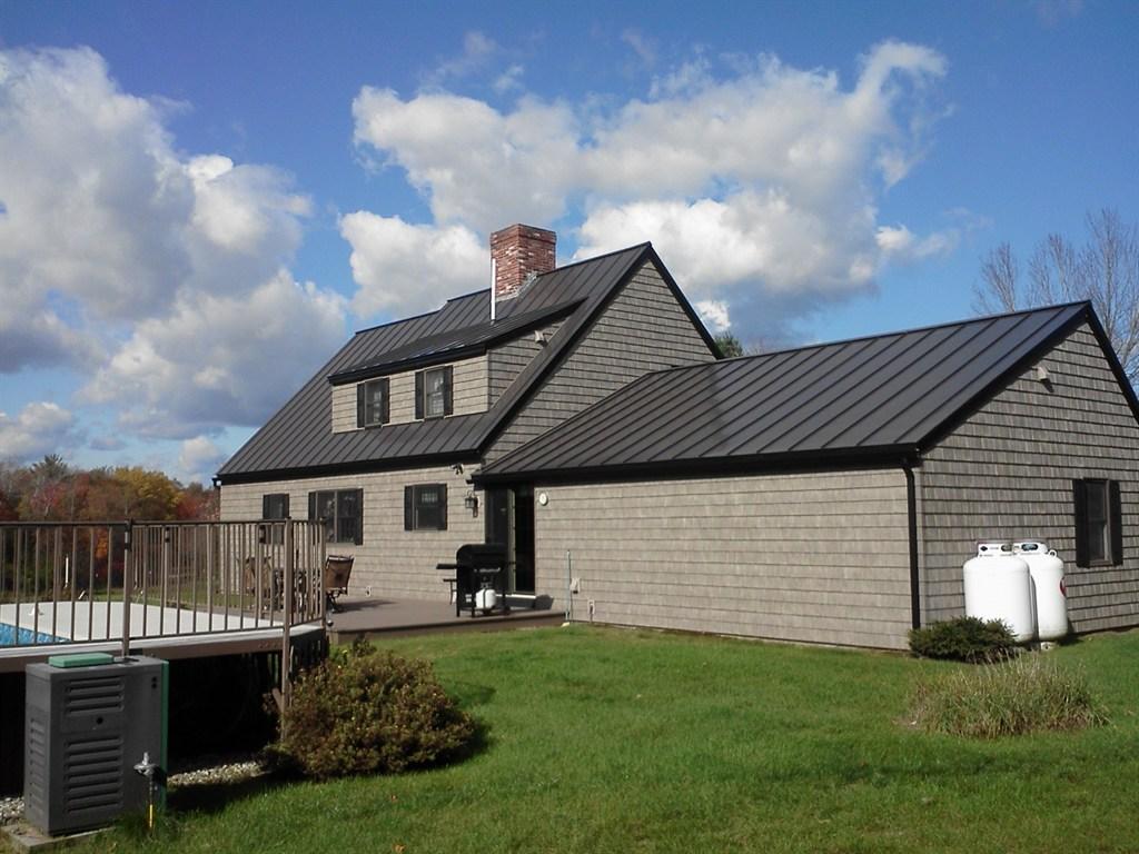 Black Ox Standing Seam Roofing Inc Tunbridge Vt 05077