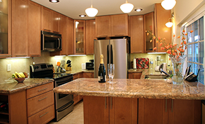 $10,995 for a New Kitchen Remodel