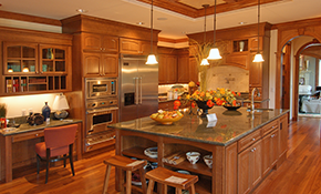 $49 for a Custom Kitchen or Bathroom Remodel...