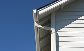 $279 for 50 Linear Feet of New Gutters and...